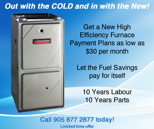 Get a New Furnace Today